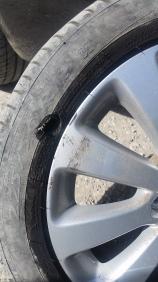 tire-hole